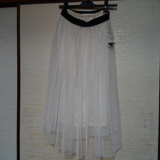 ★★★★新品未使用タグ付き白いスカート服5 ★★★★