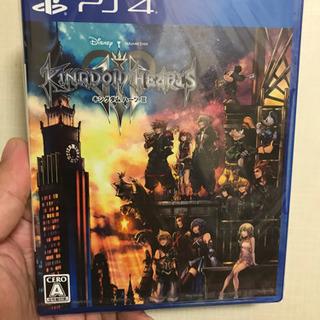 超美品 PS4 キングダムハーツ3 早い者勝ち!
