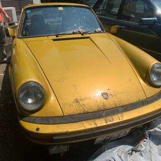 ポルシェ 911SC 車検なし書類ありマニュアル