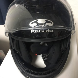 Kabuto ヘルメット( IBUKIシリーズ ブラック)