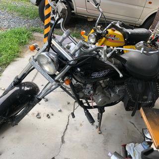 マグナ50    88cc SHIFT UP製ボアアップ!
