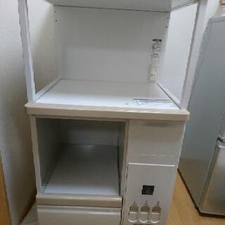 【急募】計量米びつ付キッチン収納庫