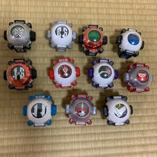 【ゴースト】仮面ライダーゴースト アイコン11個セット