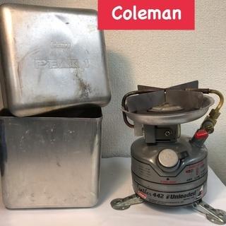 コールマン Peak1 Feather442 Colman シン...