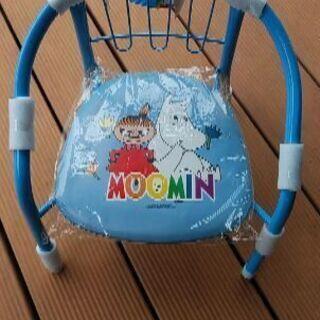 【平日取引限定】 Moomin ムーミン 豆イス 新品 イス