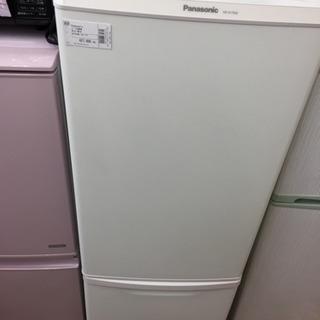 【Panasonic】1年保証付き!2ドア冷蔵庫売ります!