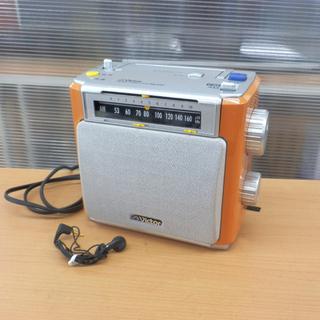 PayPay対応 ビクター FM/AMラジオ 2-BAND RA...