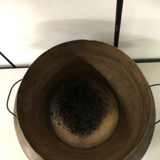 銅製 羽釜 はがま  - 山形市