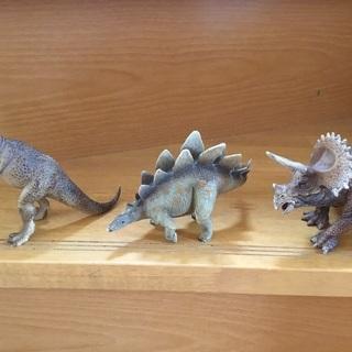 Schleich / シュライヒ 恐竜 フィギュア 3体