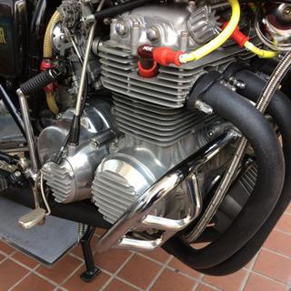 🏍昭和のバイク 買取!田川のアールワン Z2・H2・ケッチ・CB400F・CBX  − 福岡県
