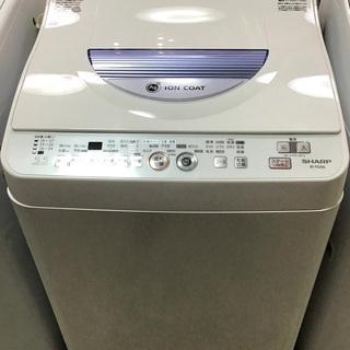 【送料無料・設置無料サービス有り】洗濯乾燥機 SHARP ES-...