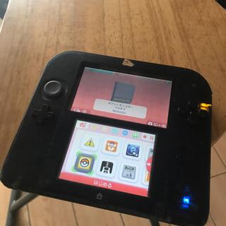 3DSLL、充電器付き税込で!