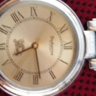「本物」BURBERRY腕時計