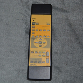 ONKYO サラウンドシステム用リモコン