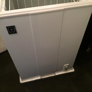 温度故障品。レマコム 冷凍ストッカー RRS-100NF 冷凍チ...