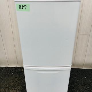 857番 Panasonic✨ ノンフロン冷凍冷蔵庫❄️NR-B...