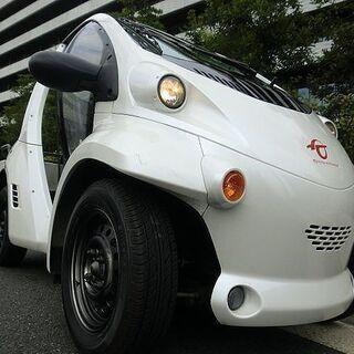 """☆超小型EV!トヨタ""""コムス""""B-COMデッキ仕様3.6万km台..."""