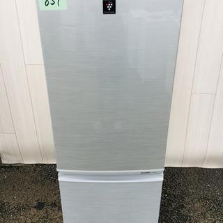 859番 SHARP✨ プラズマクラスター入荷💗ノンフロン冷凍冷...