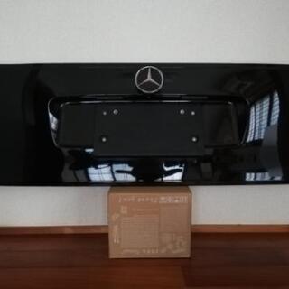 MCC スマート450 mc01系 リアバックドアパネルとベンツ...
