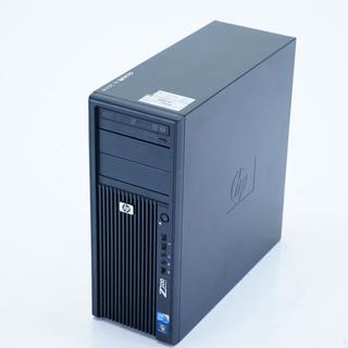 デスクトップパソコン(HP Z200 Workstation)