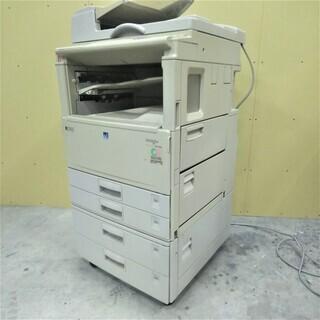 MS693【格安】訳あり コピー機 リコー カラー複合機 RIC...