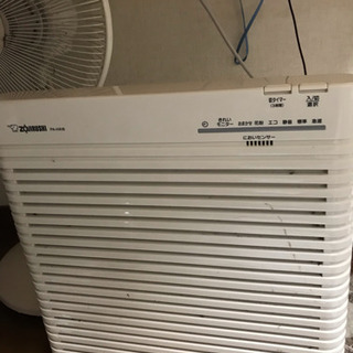 空気清浄機 象印15年式 PA-HA16型