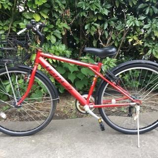 シティサイクル サイモト自転車 LEITHE ZZ