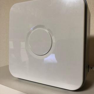 小型超音波式加湿器