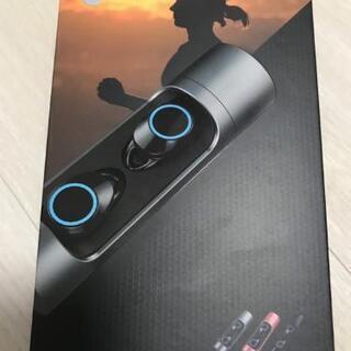 2019最新版 Bluetooth イヤホン HiFi高音質 防...