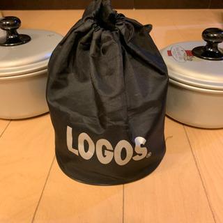 LOGOS クッカー 2 &片手鍋