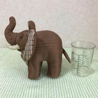 【美品】ジムトンプソン    象のぬいぐるみ