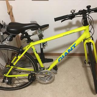GIANT  クロスバイク 自転車