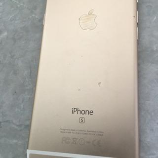 iPhone6s 64GB au