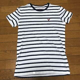 ○AMERICAN EAGLEメンズTシャツM