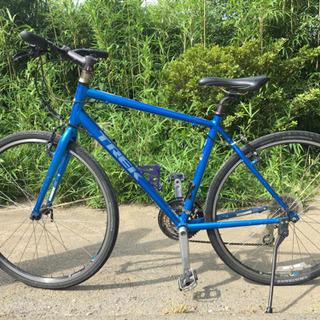 クロスバイク TREK 7.2FX 510mm ブルー