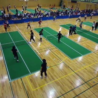 日本ガイシスポーツプラザ バウンドテニス定期教室 生徒募集!