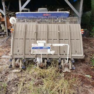 イセキ 6条植え田植え機