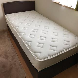 シングルベッド  マットレス お運びします!