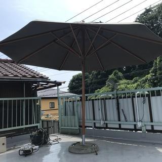 珍しい品★超大型パラソル★Tradewinds Parasol約...