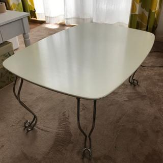 猫足 ローテーブル