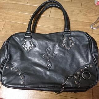 パンクゴシックバッグ黒
