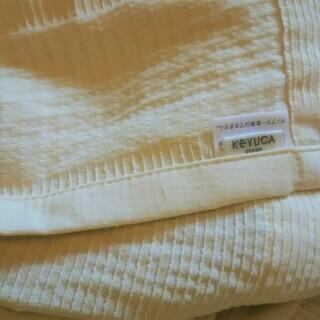 KEYUCAのカーテンアイボリー☆着払いまたは、取りに来てくださる方。(2組まとめて2000円)の画像