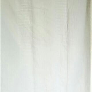 KEYUCAのカーテンアイボリー☆着払いまたは、取りに来てくださる方。(2組まとめて2000円) - 家具