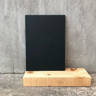 黒板 チョークボード A4サイズ