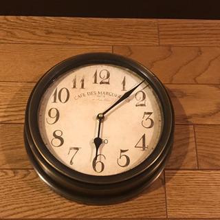 壁掛時計、アンティーク】
