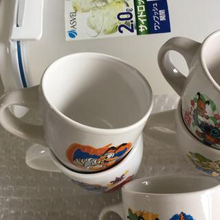 ディズニーマグカップと冷水筒セット