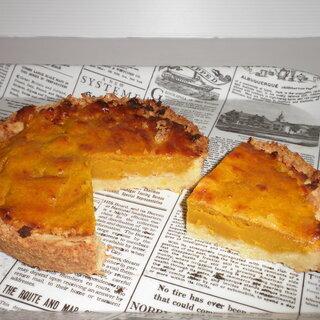 名古屋市昭和区♪パンプキンタルトやブランデーケーキを作って…