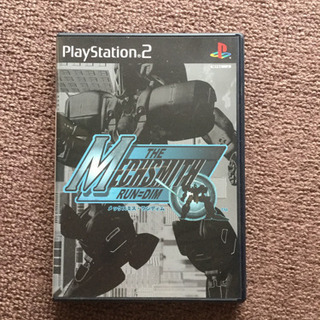 PS2 THE MECHSMITH