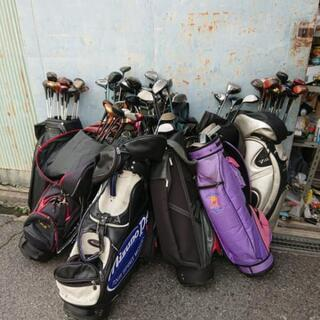 ゴルフクラブ   いろいろ