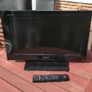 SONY 22インチHDD内臓液晶テレビ